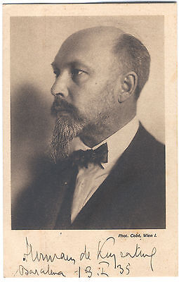 Hermann Alexander Graf Keyserling (1880 + 1946)