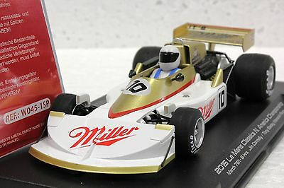 Slotwings W045-1Sp March 761 Miller American Championship New Fly 1/32 Slot Car