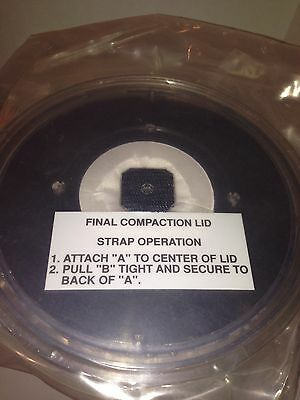 NASA Space Shuttle international space station trash bag sts not flown ISS