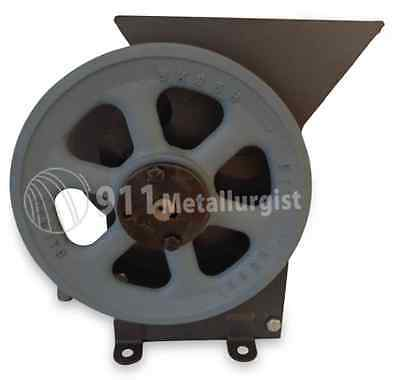 Portable Jaw Crusher 2 1/4″ x 3″ NO MOTOR/STAND/NO FEED HOPPER