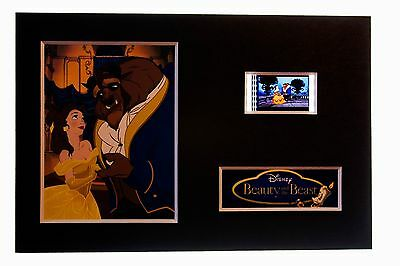 Beauty And The Beast -  6 x 4 Unframed movie film cell display great gift