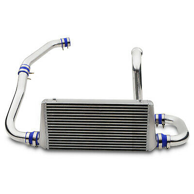 High Flow Core Front Mount Intercooler Fmic For Toyota Supra 1Jz 2Jz Jza70 Jza80