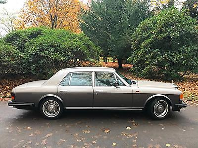 1982 Rolls-Royce Silver Spirit 6.8 auto We are a Family Business Est 18 years