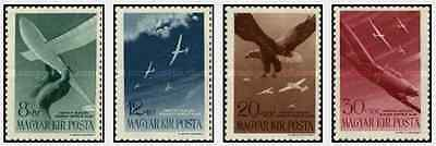 Timbres Avions Hongrie PA53/6 ** lot 17124