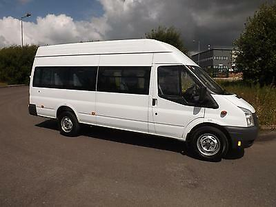 Ford Transit 17 Seat Wheelchair Access Bus
