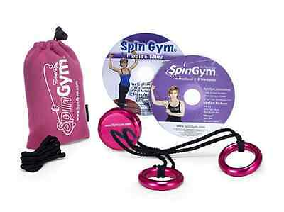 Forbes Riley Spin Gym Upper Body Kinetic Work Out/Exercise/Training System.