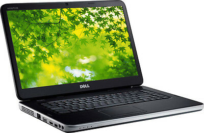"New DELL Vostro 15.6"" LAPTOP i3 500GB Windows 10 or 7 + free new bag"