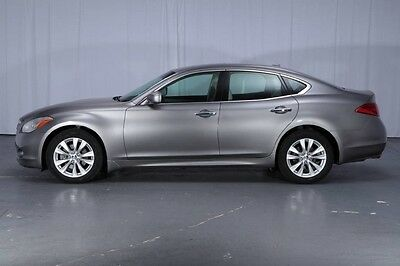2011 Infiniti Other X Sedan 4-Door M56x AWD Technology & Deluxe Touring Packages NAVI Sunroof BOSE Warranty
