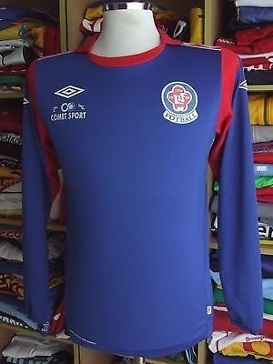 Shirt Lorenskog IF (S)#14 Home Long Sleeve Umbro Norway Trikot Jersey Matchworn