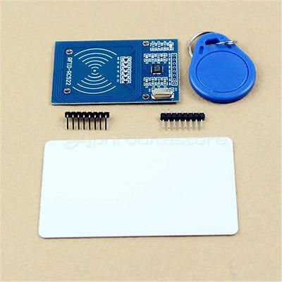 MFRC-522 RC522 RFID Reader IC Card Proximity Module With S50 key Chain New