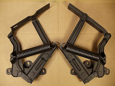 1970-79 Ford Lincoln Continental Exc. Mark Series - #315 -  Hood Hinges-Restored
