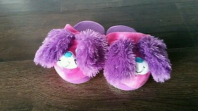 stompeez/slippers dogs size small