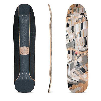 "SALE! Loaded ""Overland"" Longboard Deck Fiber Glasfaser Alround Downhill"
