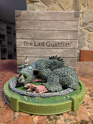 The Last Guardian Collector's Edition Statue of Trico w/ Box *NEW/MINT*