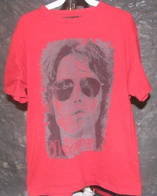 The Doors Classic Red The Doors Large T-Shirt