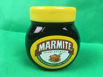 Collectable Marmite Advertising Pottery Marmite Jar Egg Cup