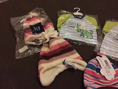 Joblot Baby Resale Hats And Tshirts