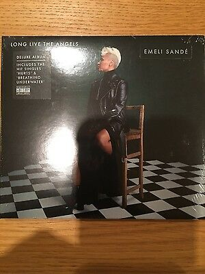 Brand New-Emeli Sande 'long Live The Angels' Deluxe Edition Cd (2016)