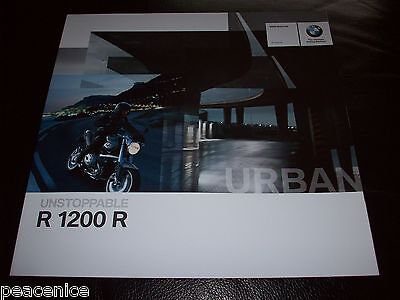 BMW R1200R BIKE Motorcycle CATALOGUE BROCHURE ORIGINAL mint condition