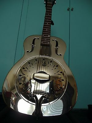 Recording King RM 998D Resonator guitar and case. PRICE REDUCED!!!