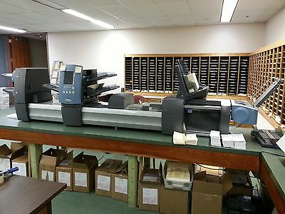 Pitney Bowes di950 FastPac folder inserter mailing system -deliv poss. Wisconsin