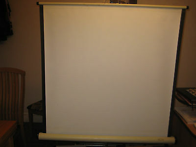 Photax Projector Screen With Tripod Stand