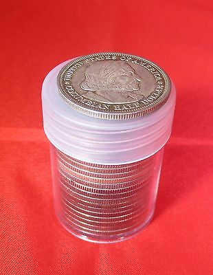 1893 Columbian Expo Half Dollar - Fifty Cent Roll (20 coins) - Silver