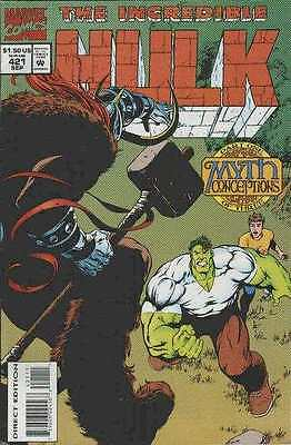 Incredible Hulk (1968 series) #421 in Near Mint + condition. FREE bag/board