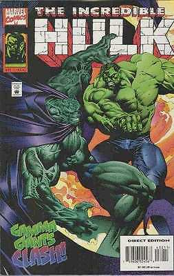 Incredible Hulk (1968 series) #432 in Near Mint + condition. FREE bag/board