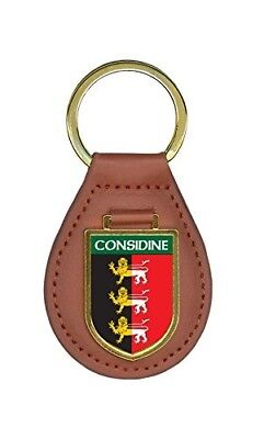 Considine Family Crest Coat of Arms Lot of 1 Total Key Chains