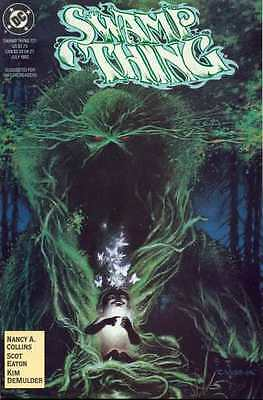 Swamp Thing (1982 series) #121 in Near Mint + condition. FREE bag/board