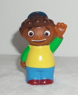 Little Einsteins Replacement Quincy Figure For Ride On Toy EUC