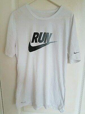 Nike dry fit t-shirt.  size m