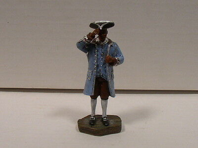 Lang & Wise Colonial Williamsburg Governor's Footman Nice Condition/No Box