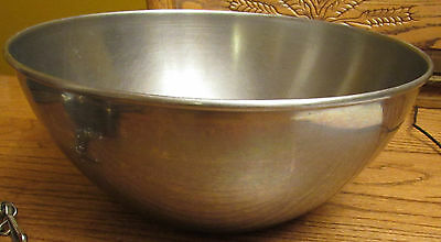 West Bend Stainless Steel 5 1/2 Qt Bowl Usa Kitchen Ware
