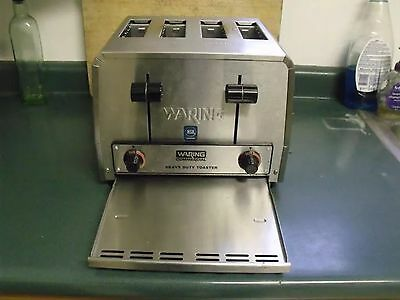 WARING Commercial Heavy Duty Bagel Toaster. Very good condition. *FREE SHIPPING*