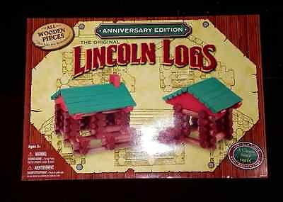 Lincoln Log Anniversary Addition