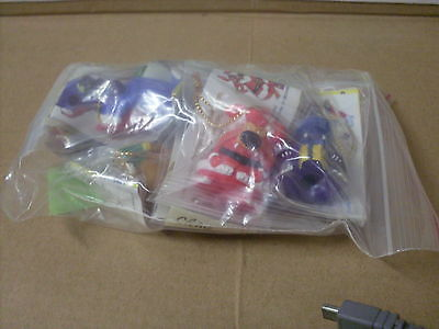 Yowie Yowies  Full Set Of 6 Limited Edition 1999 Christmas Men Intact  Papers