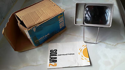 Photax Solar 2 Slide Viewer (Boxed) (No. 3)