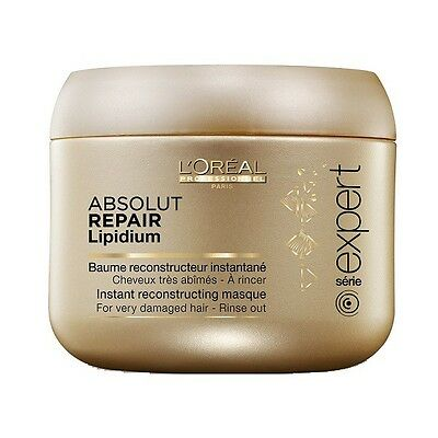 Loreal Expert Serie Absolut Repair Lipidium Maske 200ml (5,45€/100ml)