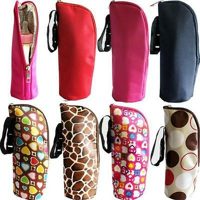 Insulated Tote Bag Milk Bottle Accessory Baby Feeding Warm Bag Portable Design