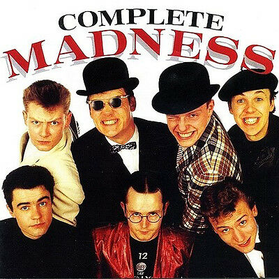 MADNESS Complete Madness DOUBLE LP Vinyl NEW