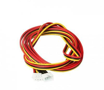 Fan extention wire M/M 1200mm for the fan on extruder 3D Printer