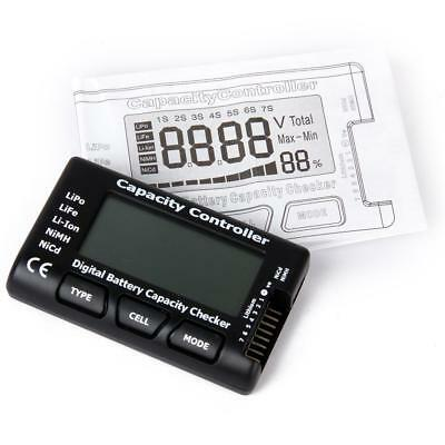 Bateria Medidor Checker Cellmeter-7 Digital Capacidad Life Li-Ion Nimh Nicd