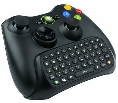 VersionTech Wireless Text Messenger Game Gaming Controller Keyboard Chatpad For