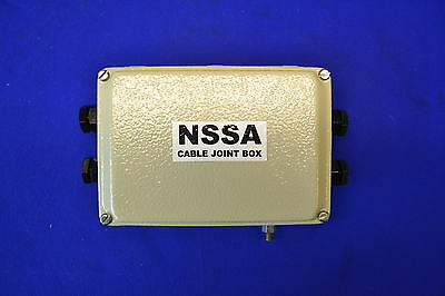 NSSA Cable Joint Box pack of 5
