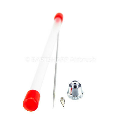 1 x 0.3mm VEDA Needle, Nozzle & Nozzle Cap Airbrush Airbrushing Replacement