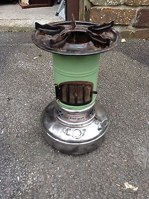 1950s  Valor Minor Boiling Stove Industrial Look Enamel