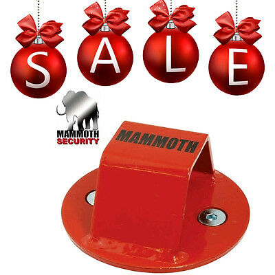 Mammoth Junior Bolt In Security Ground Anchor Last One Available !!!