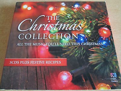 Various - The Christmas Collection (2014)  3CD  NEW/SEALED  SPEEDYPOST